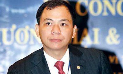 Ông Phạm Nhật Vượng - Chủ tịch HĐQT Tập đoàn Vingroup