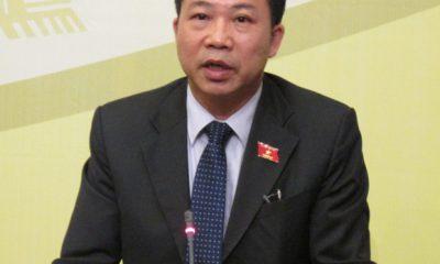Đại biểu Lưu Bình Nhưỡng (ảnh PV).