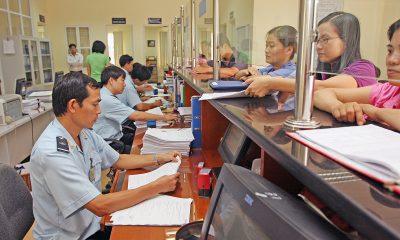 Đoàn kiểm toán phát hiện có hơn 54.212 bút toán do cán bộ hải quan nhập quyết định phải thu sau ngày nhận tiền. (Ảnh minh họa)