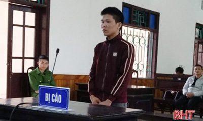 Bị cáo Mai Đình Dương tại phiên xét xử