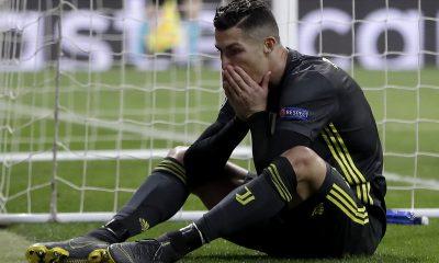 Ronaldo đã chơi không thành công khi gặp Atletico