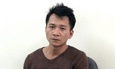 Đối tượng Vương Văn Hùng, một trong 5 đối tượng sát hại nữ sinh Cao Thị Mỹ Duyên bị Cơ quan công an tỉnh Điện Biên bắt giữ ngày 13.2. (Ảnh: I.T)