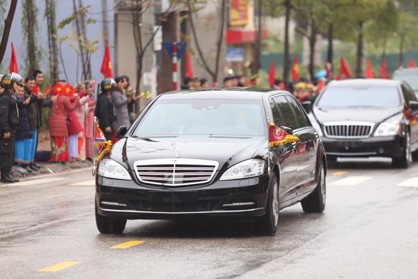 Kim Jong-un đến Việt Nam