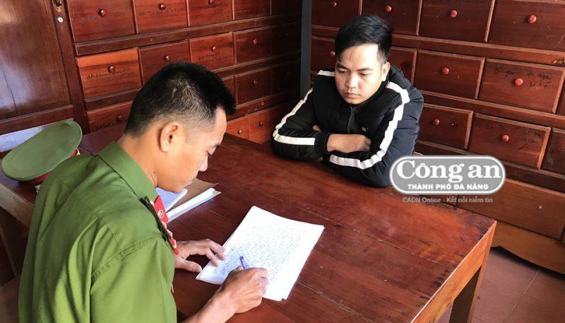Chu Xuân Hiệu tại CAH Đắk Song.
