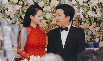 Nhã Phương và Trường Giang đã có một đám cưới đẹp vào tháng 9.2018.