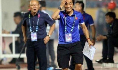 Trợ lý Lee Young-jin đã được bổ nhiệm làm HLV trưởng U22 Việt Nam dự SEA Games 2019.