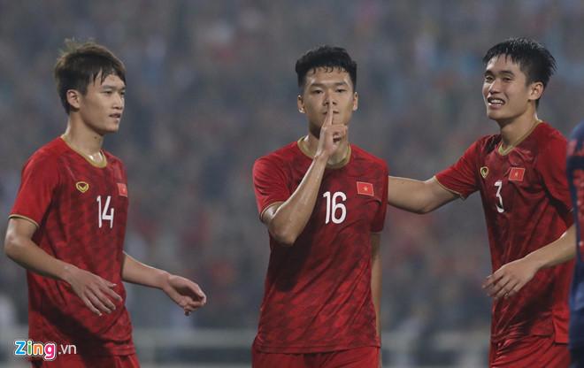 U23 Việt Nam có chiến thắng đậm nhất trước Thái Lan trong lịch sử đối đầu.
