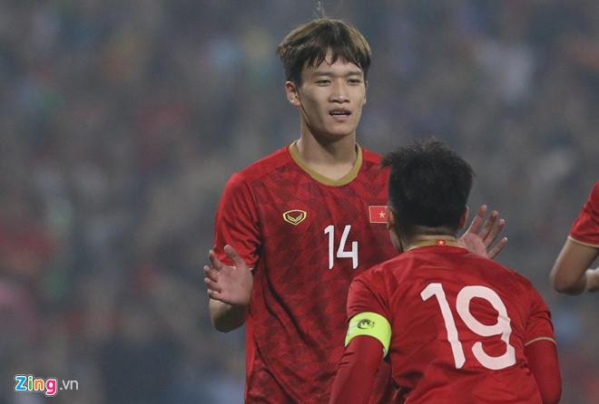 U23 Việt Nam giành vé tham dự vòng chung kết U23 châu Á 2020.