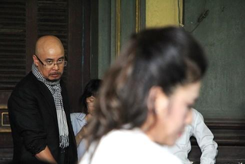 Ông Vũ nhiều lần chỉ trích bà Thảo trong thời gian xét xử.