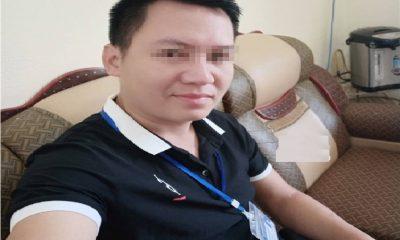 Đối tượng V.A. - thầy giáo bị tố cáo làm nữ sinh lớp 8 mang thai 3 tháng. Ảnh Nông Nghiệp Việt Nam