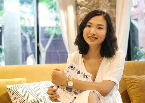 Con đường tìm đến với cuộc sống tối giản vật chất, làm giàu tinh thần của Hồng Vân bắt đầu từ khi cô 22 tuổi. Ảnh: Trà My.