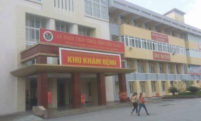 Bệnh viện Đa khoa Hà Tĩnh, nơi sản phụ chết sau ca mổ.