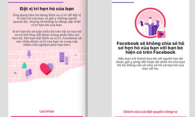 Việt Nam đã trở thành quốc gia thứ 19 trên thế giới trải nghiệm tính năng hẹn hò qua Facebook, gọi là Facebook Dating, từ đầu tháng 5-2019 này.
