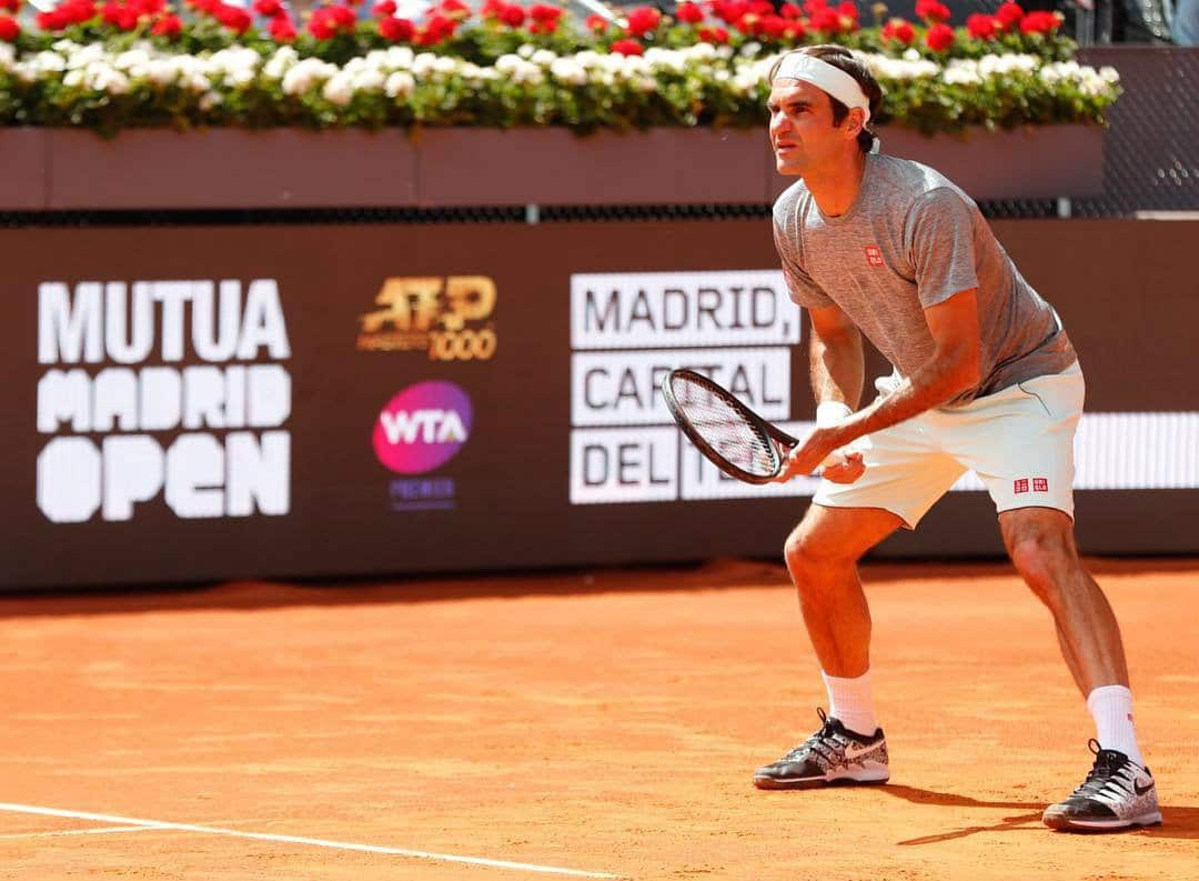 Madrid Open 2019