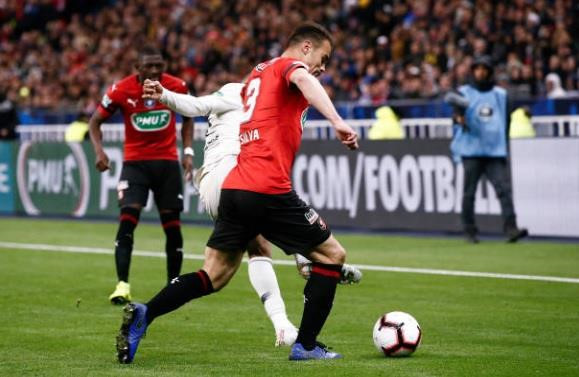 Mbappe bị treo giò 3 trận