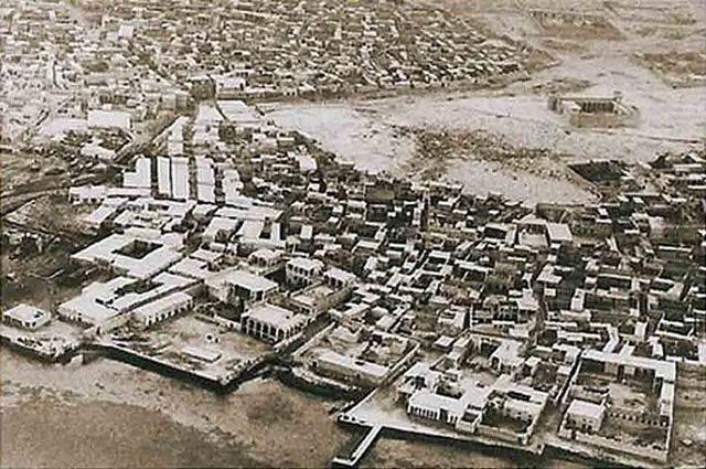 Toàn cảnh Doha những năm 1940