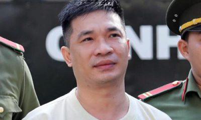 Văn Kính Dương bị dẫn giải tới tòa. Ảnh: Thành Nguyễn.