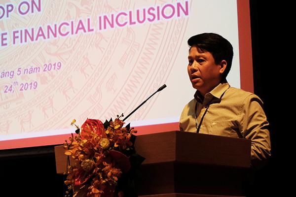 Quan điểm của Ngân hàng Nhà nước Việt Nam là các công ty cung cấp dịch vụ mobile money không được dùng tiền của người dùng để đầu tư mà phải gửi đảm bảo tại Ngân hàng Nhà nước. Ảnh: Trọng Đạt