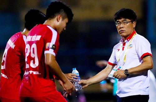 Lượt trận cuối cùng giai đoạn lượt đi vào ngày 16/6, Viettel sẽ tới làm khách của đội đang đứng cuối bảng điểm V-League là Khánh Hòa.