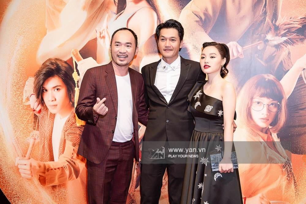 Tiến Luật - vợ chồng Quang Tuấn - Linh Phi