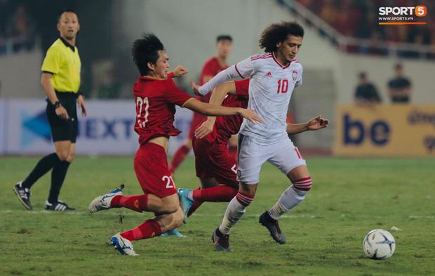 Omar Abdulrahman là cầu thủ xuất sắc nhất châu Á năm 2016.