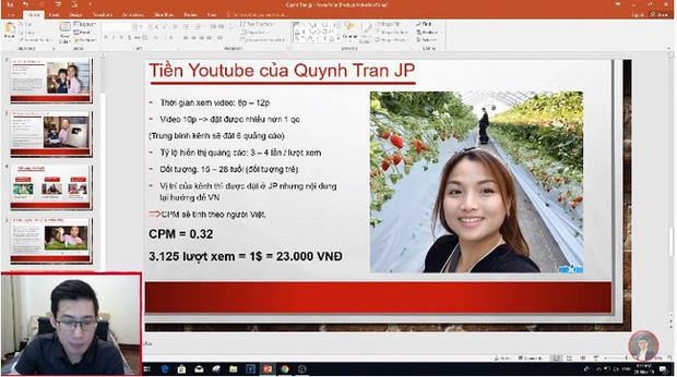 Những tiêu chí tính tiền của Youtube.