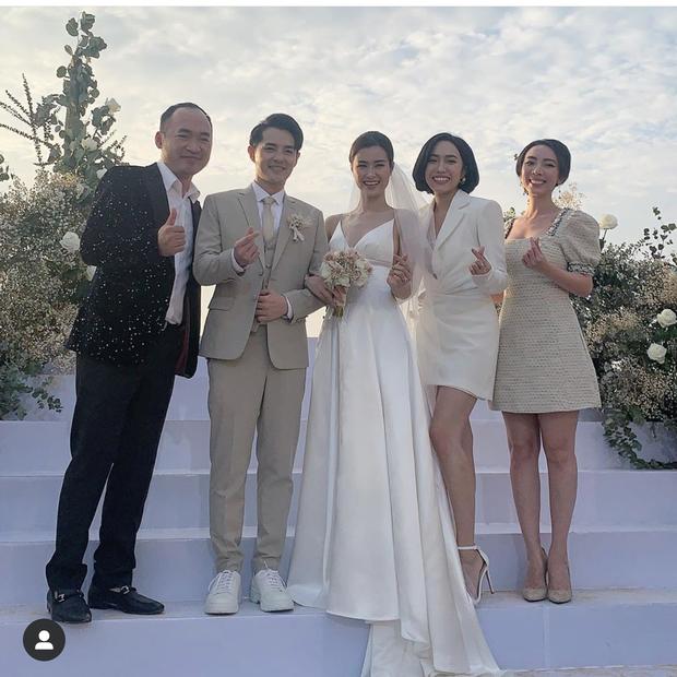 vợ chồng Thu Trang-Tiến Luật, Diệu Nhi