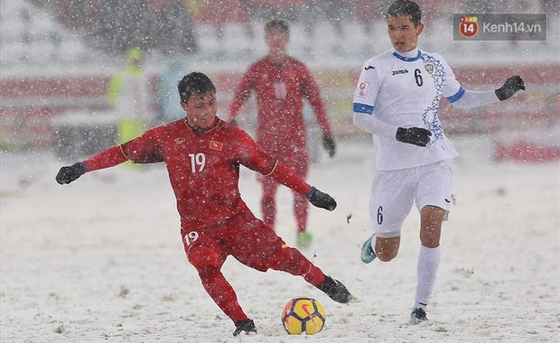 Quang Hải từng cùng U23 Việt Nam giành ngôi Á quân tại giải U23 châu Á.