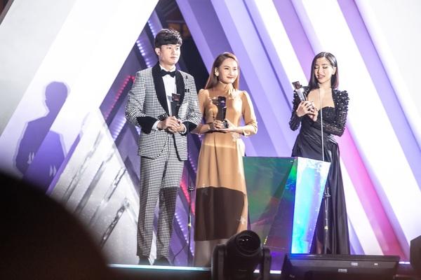 Bích Phương, Quốc Trường, Bảo Thanh được vinh danh tại AAA 2019