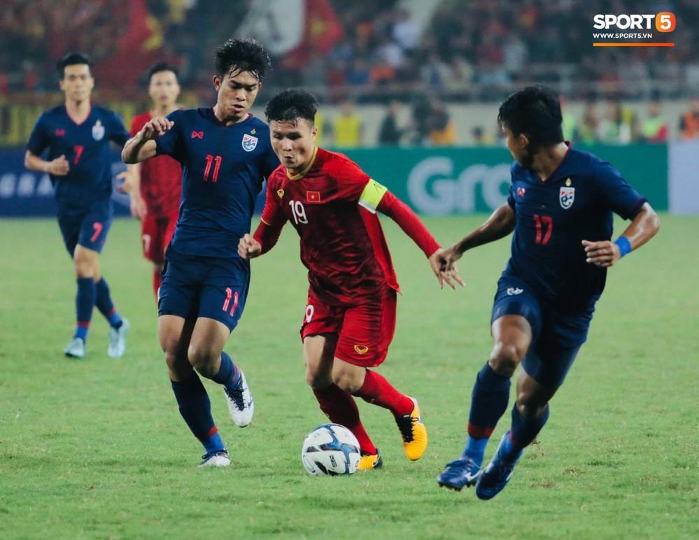 Tiền vệ Hà Nội FC khẳng định vẫn đang có thể trạng thi đấu tốt nhất. Ảnh: Sport 5