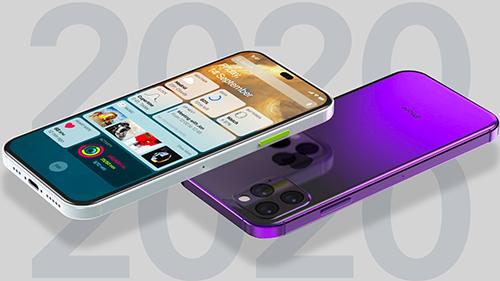 iPhone 2020 được dự đoán sẽ lột xác toàn diện. Ảnh: EverythingApplePro.