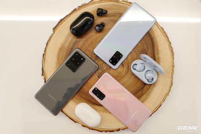 Đây là Samsung Galaxy S20/S20+ và S20 Ultra vừa ra mắt: phá đảo mọi thông số về camera, zoom 100X, quay video 8K - Ảnh 12.