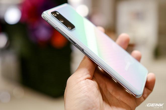 Đây là Samsung Galaxy S20/S20+ và S20 Ultra vừa ra mắt: phá đảo mọi thông số về camera, zoom 100X, quay video 8K - Ảnh 15.