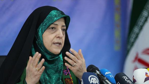 Phó tổng thống Iran nhiễm virus corona - Ảnh 1.