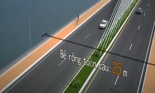 Quảng Ngãi khởi công cầu Cửa Đại hơn 2.200 tỷ đồng
