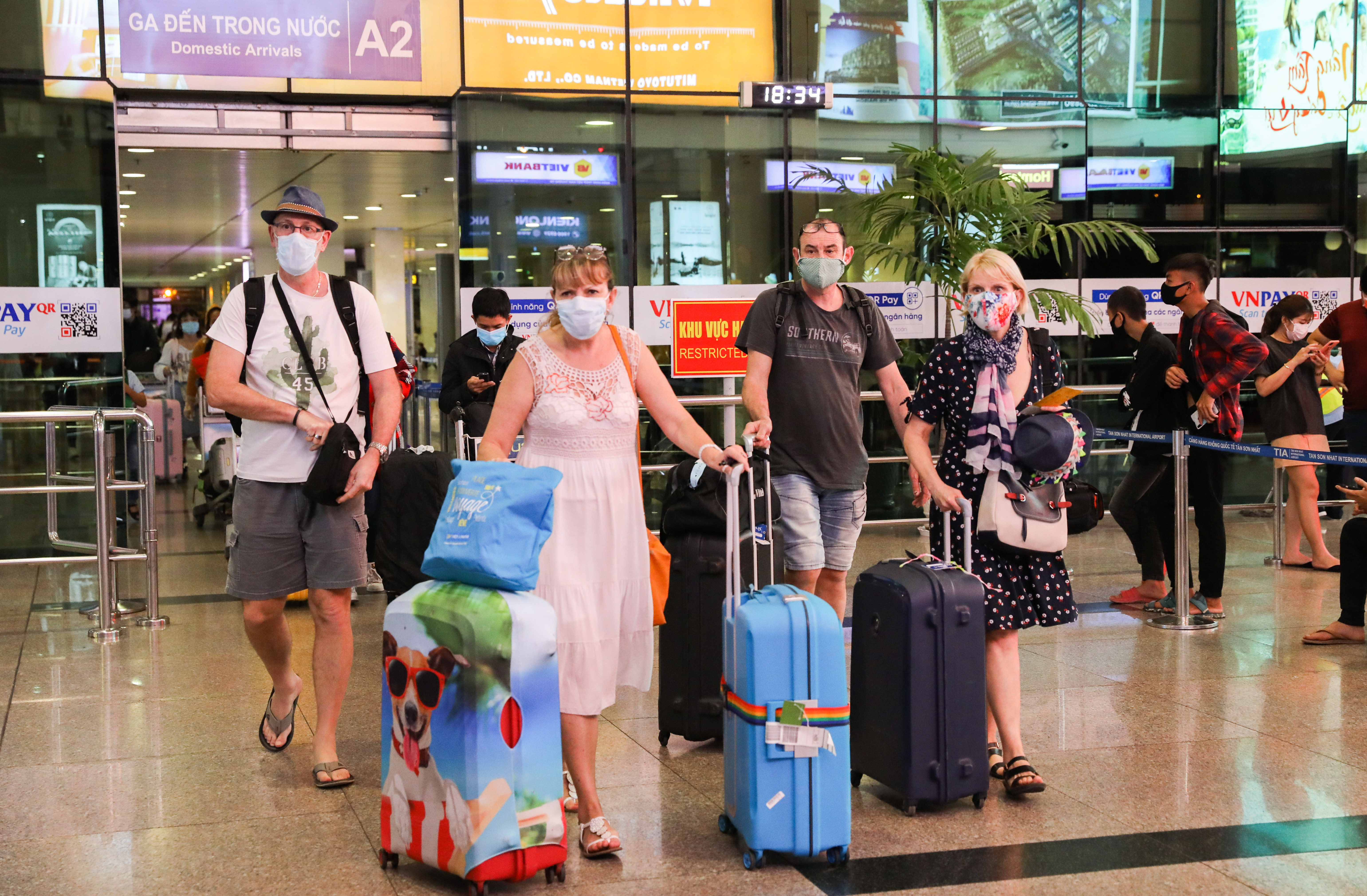 Bộ Y tế tìm người trên 28 chuyến bay có nCoV