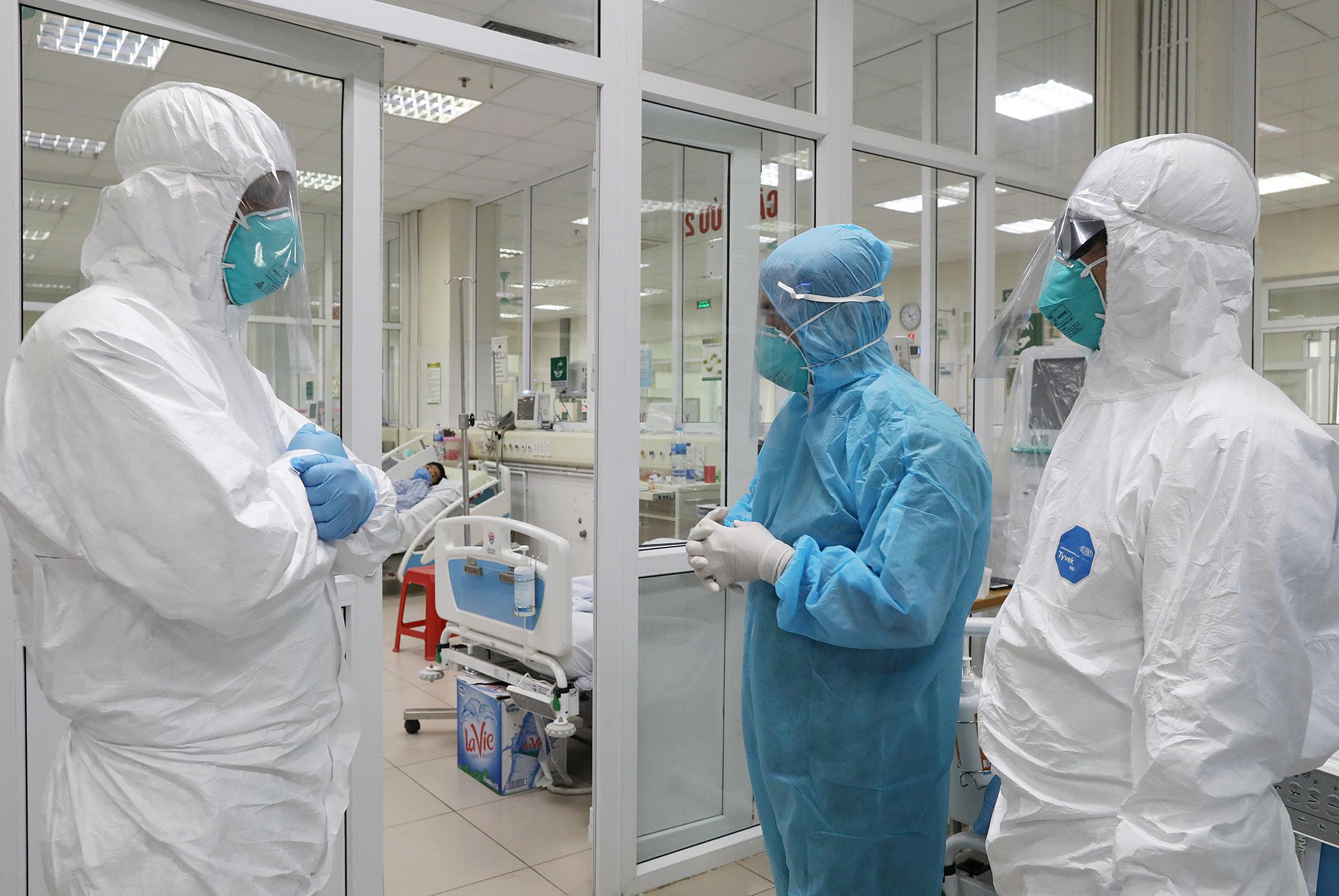 Thêm 7 ca nhiễm nCoV, số bệnh nhân lên 141
