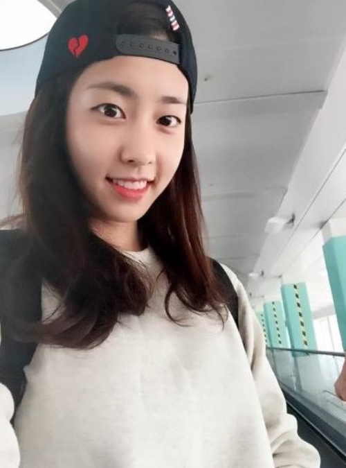 Jo Eun Jung trong đời thường.