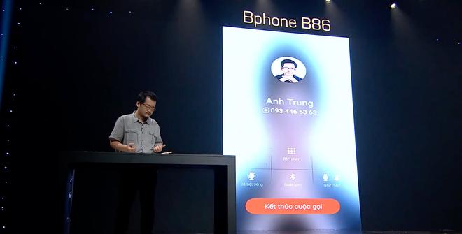 Không phải camera, đây mới là tính năng đột phá nhất trên Bphone B86 - Ảnh 4.