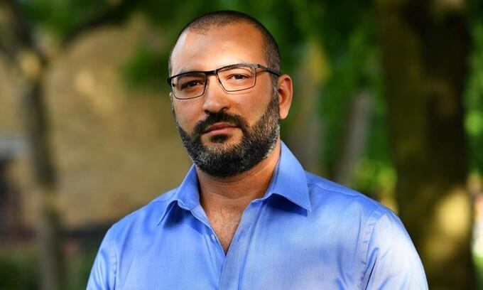 Masri, nạn nhân công kích của Oliver Taylor. Ảnh: Reuters.