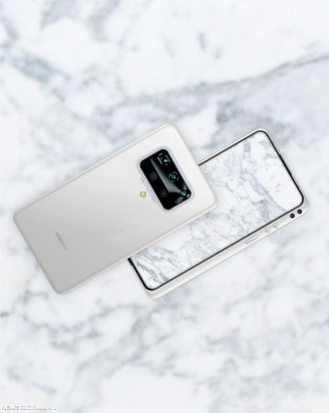 Xiaomi Mi MIX 2020 lộ diện với thiết kế độc lạ - Ảnh 3.