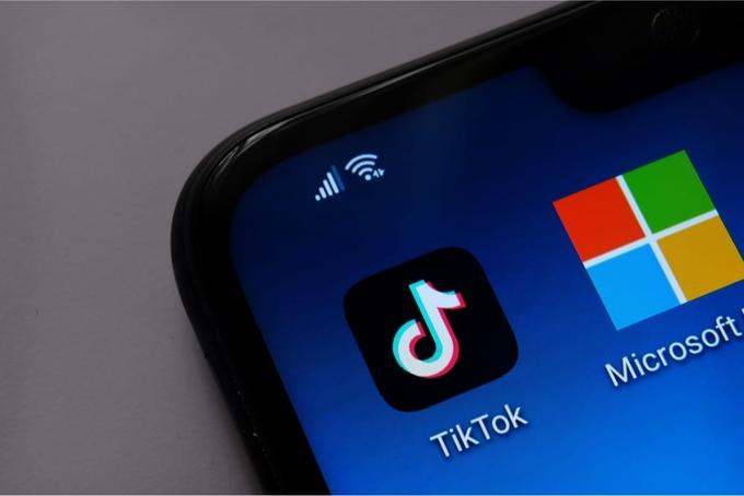 Microsoft đang đàm phán mua mảng kinh doanh của TikTok tại Mỹ. Ảnh: PYMNTS