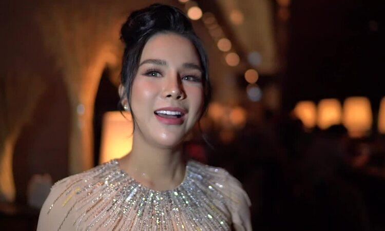 Dàn nghệ sĩ chúc mừng đám cưới Cường Đôla - Đàm Thu Trang