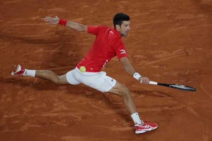 Djokovic từng vô địch Roland Garros 2016. Ảnh: AP.