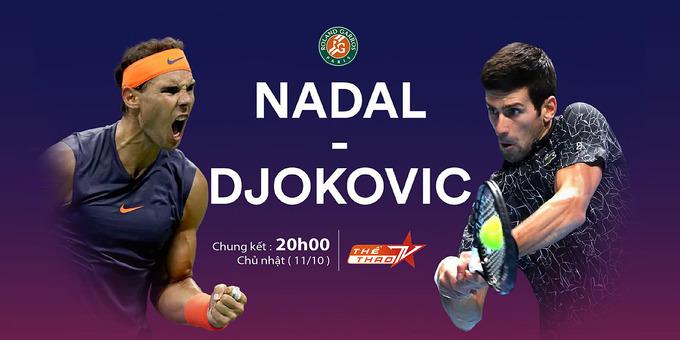 Nadal - Djokovic: Trận đánh thay đổi lịch sử - 5