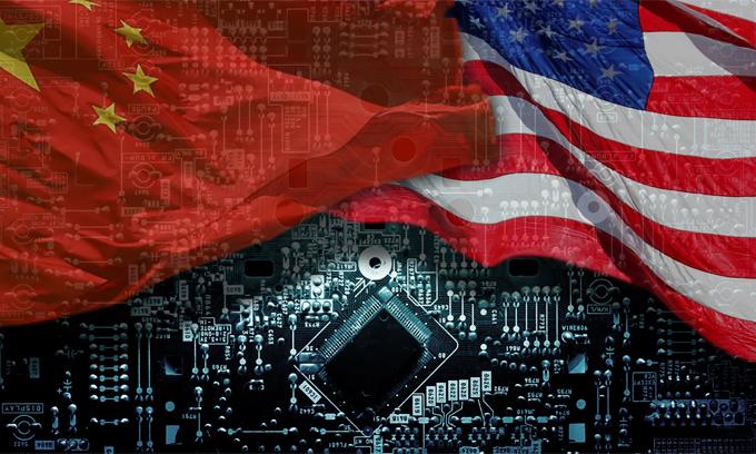 Trung Quốc đang có những chiến dịch cụ thể nhằm thống trị công nghệ toàn cầu. Ảnh: Reuters.