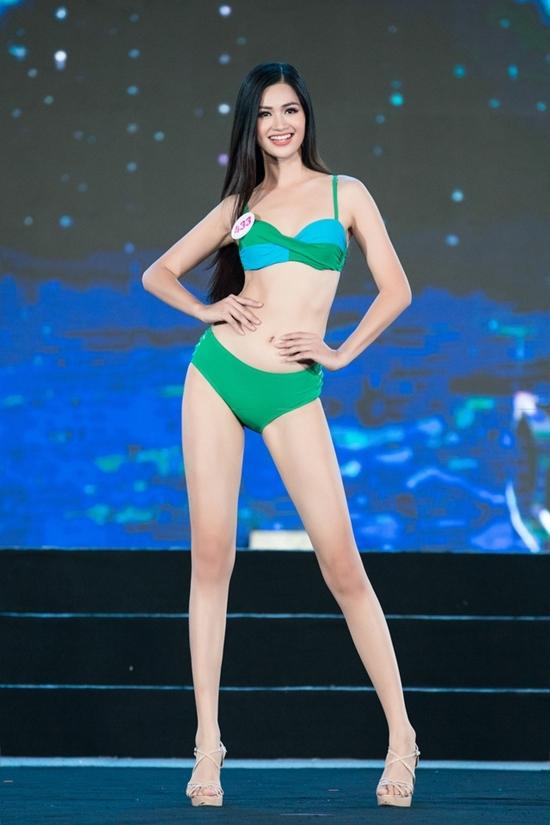 Từ vòng sơ khảo đến nay, cô thể hiện tốt, ngày càng tỏa sáng. Trên fanpage Hoa hậu Việt Nam, nhiều khán giả dự đoán cô vào top 5.