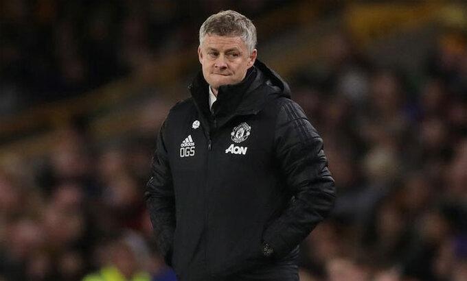 Solskjaer chưa giành được danh hiệu nào trong hai năm dẫn dắt Man Utd, trở thành HLV tệ nhất thời hậu Alex Ferguson. Ảnh: Reuters.