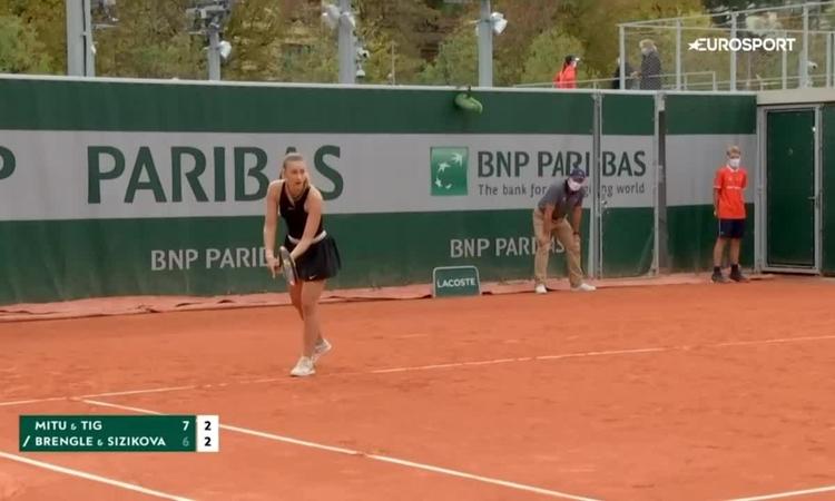Trận đấu nghi bị dàn xếp tỷ số tại Roland Garros 2020