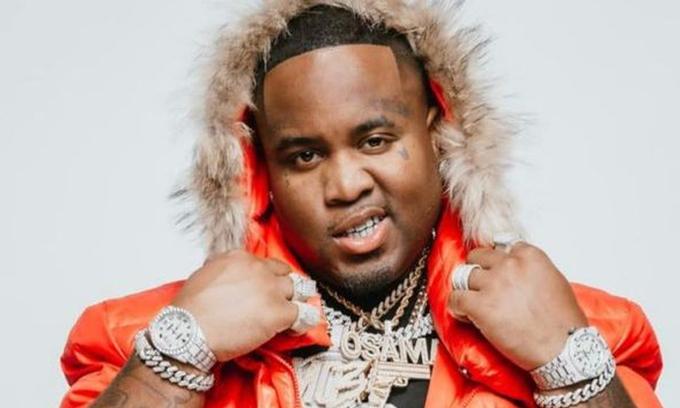 Rapper Mo3 chết sau khi bị truy sát bằng súng. Ảnh: Mo3 Instagram.